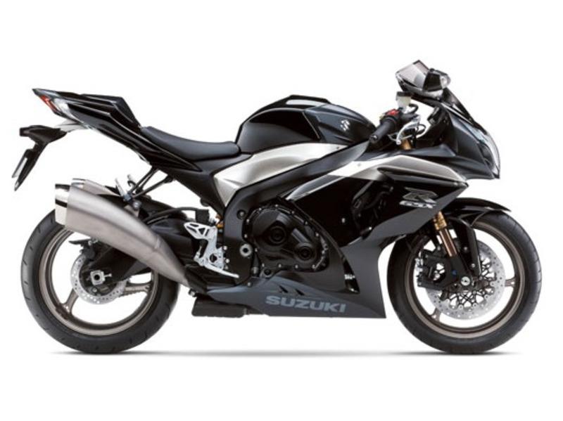 2011 Suzuki GSX R1000