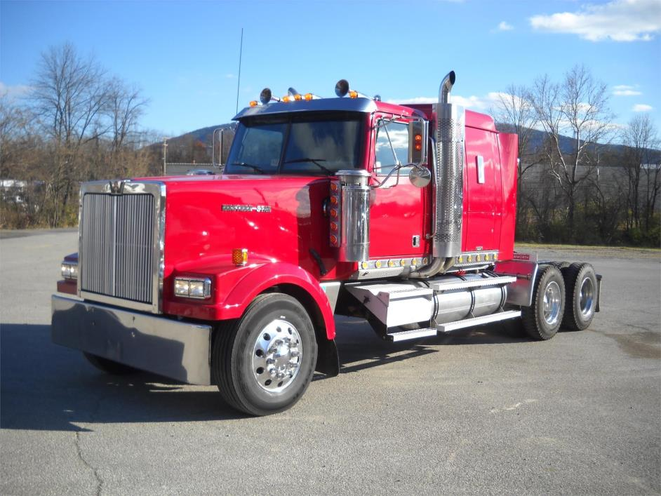 2003 Western Star 4900ex Conventional - Sleeper Truck