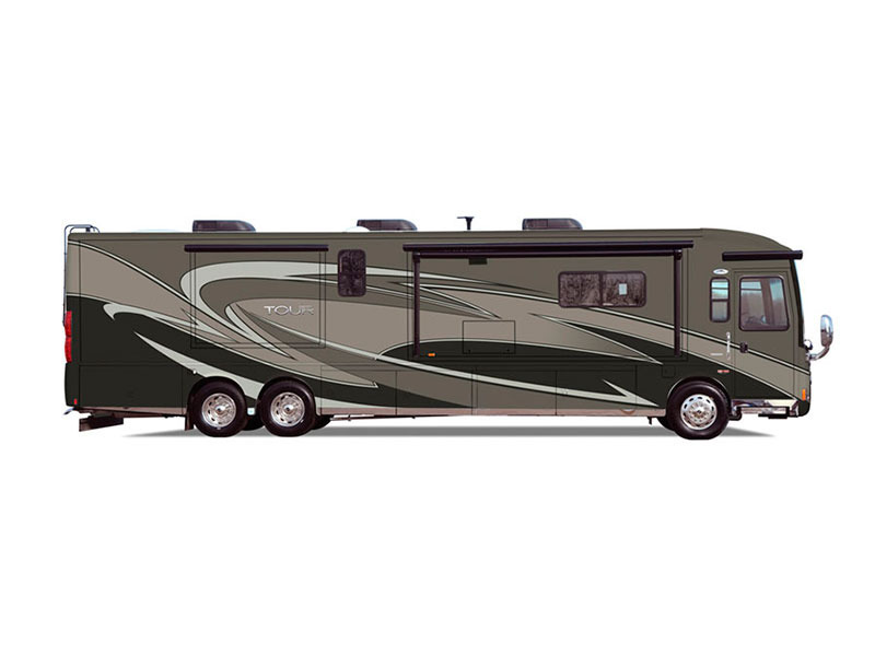 2015 Winnebago Tour 42QD