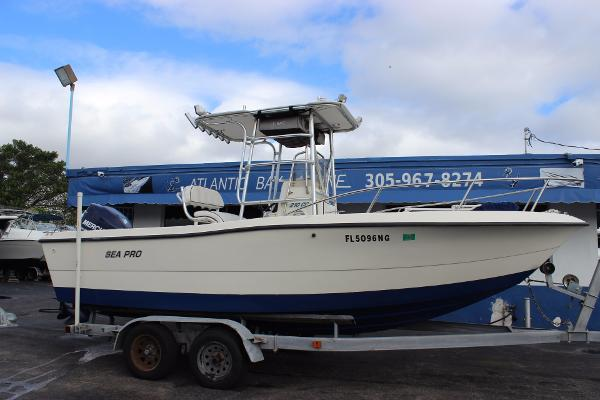 Sea Pro 210 Center Console Boats For Sale