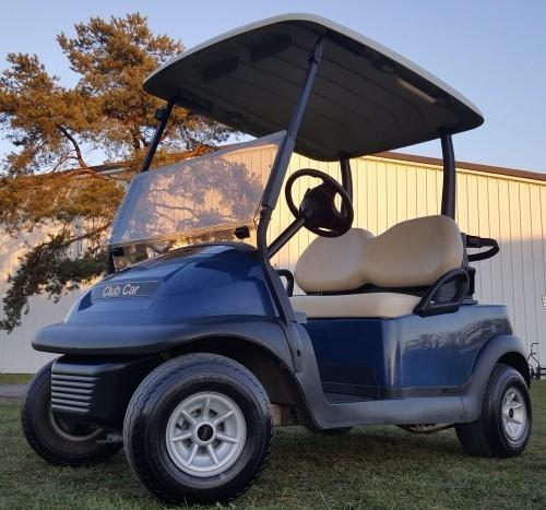 2012 Club Car 2012 48v Electric Club Car Precedent Golf Cart - Excell