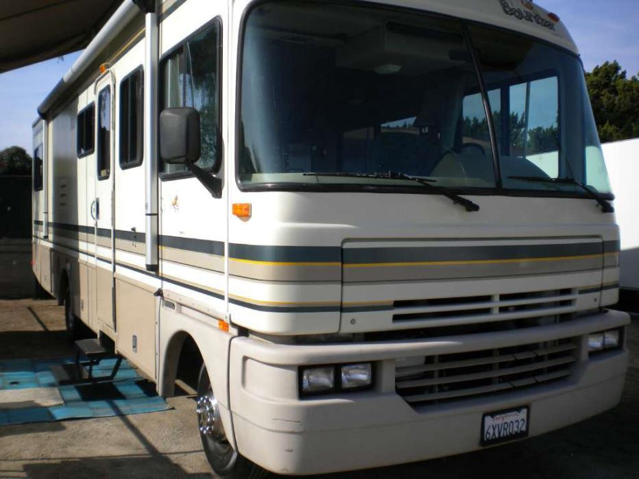 1995 fleetwood bounder flasher relay location owners manual