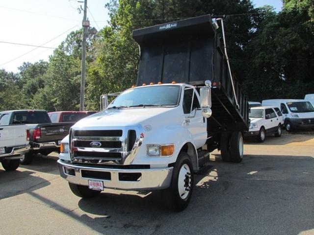 2011 Ford F-750 Dump Truck Dump Truck