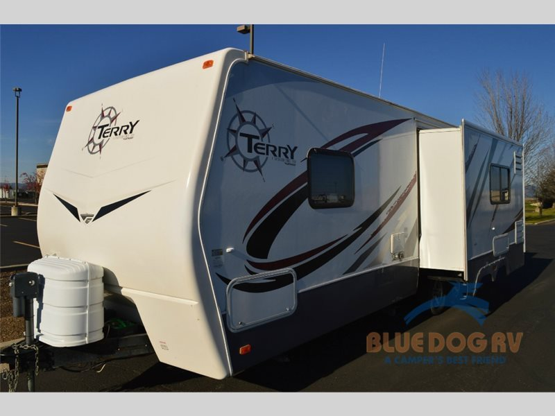 2008 Fleetwood Rv Terry 250rks