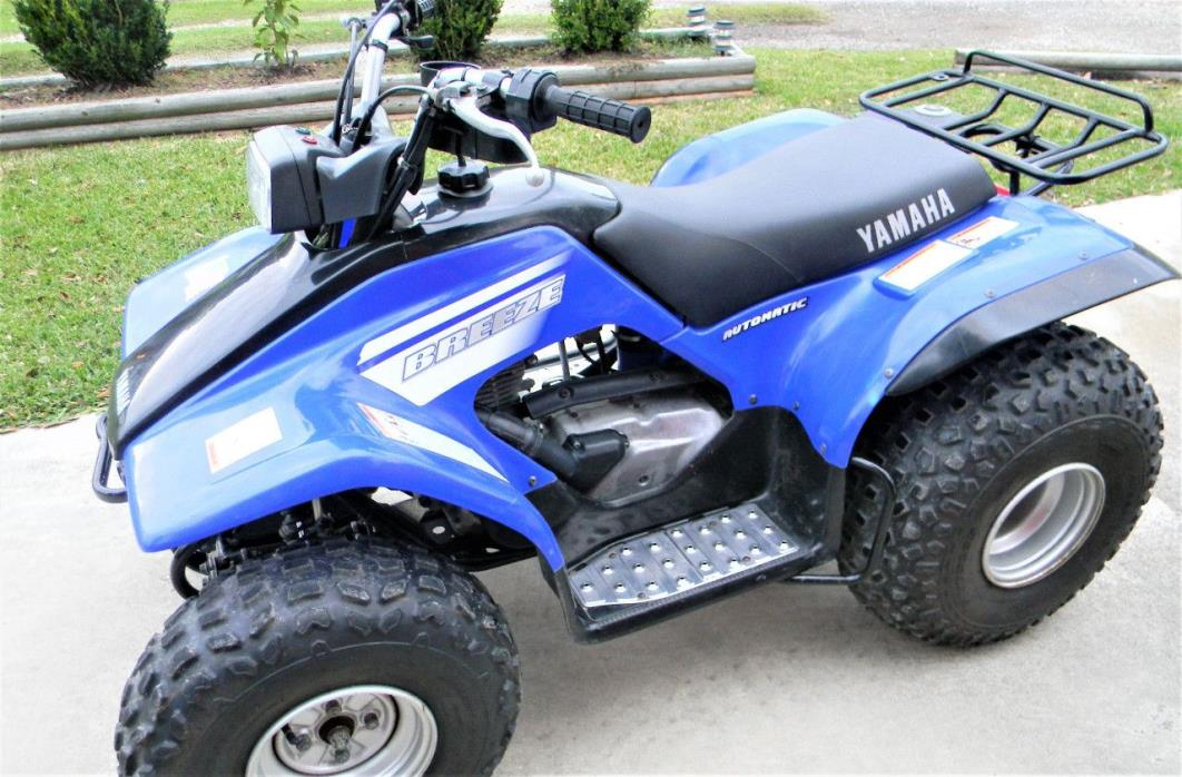 yamaha breeze motorcycles for sale