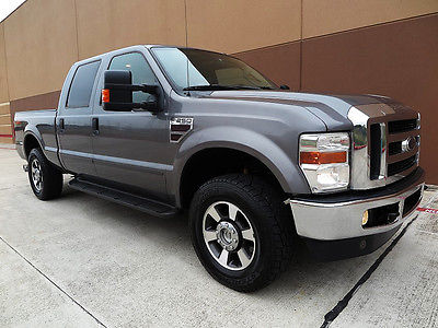 Ford f250 xlt crew cab cars for sale 2009 ford f 250 xlt crew cab 4x4 short bed 64l diesel one owner publicscrutiny Images