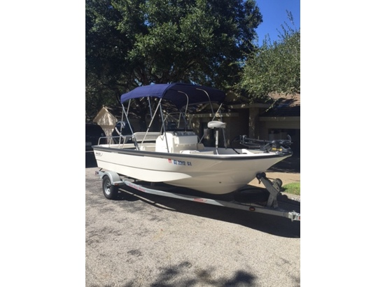 2010 Boston Whaler 17 Montauk