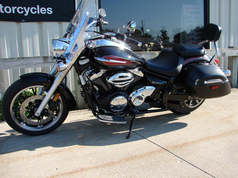 2014 Star Motorcycles Vstar 950 Tourer