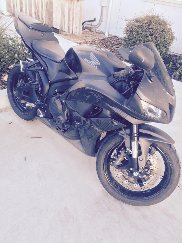 Honda cbr 600 rr motorcycles for sale in chico california for Honda dealership chico ca