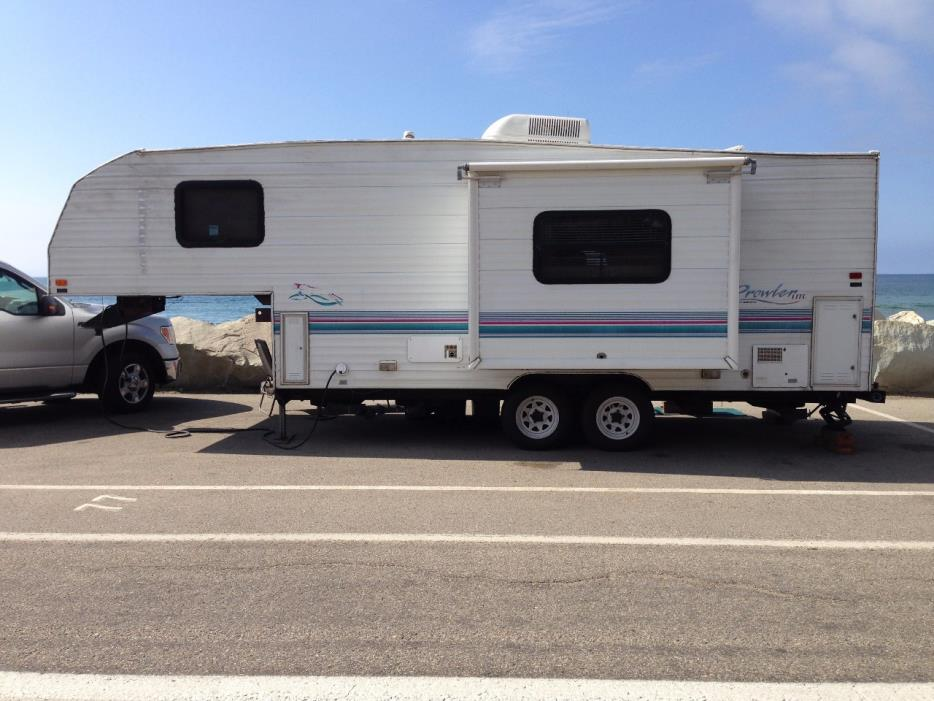1998 Prowler 5th Wheel Rvs For Sale
