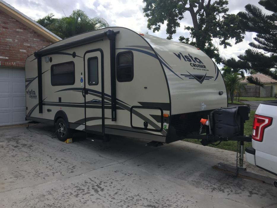 2016 Gulf Stream VISTA CRUISER 19RBS