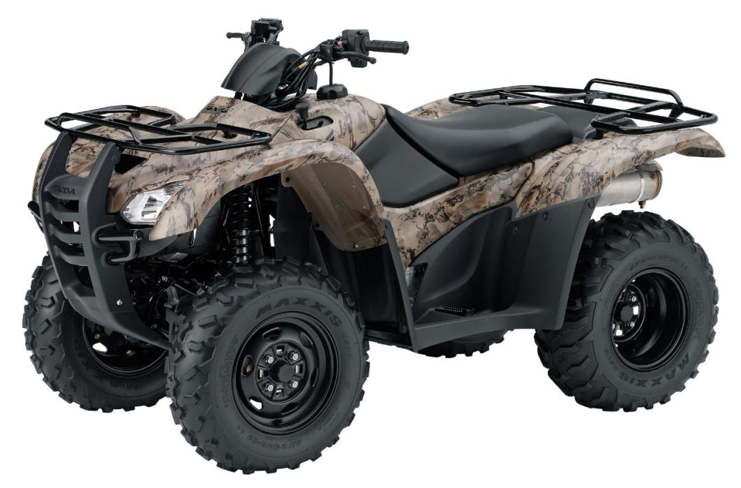 2013 Honda FOURTRAX RANCHER 4X4 ES EPS