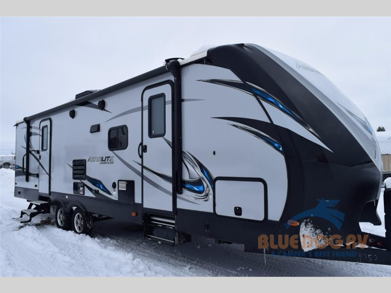2017 Dutchmen Rv Aerolite Luxury Class 284BHSL