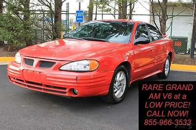 2002 Pontiac Grand Am Why wait? Put it on your WATCH LIST! **Bid NOW!** 2002 Pontiac Grand Am SE1 V6 Automatic ***EXCELLENT RUNNING CONDITION!!!!***