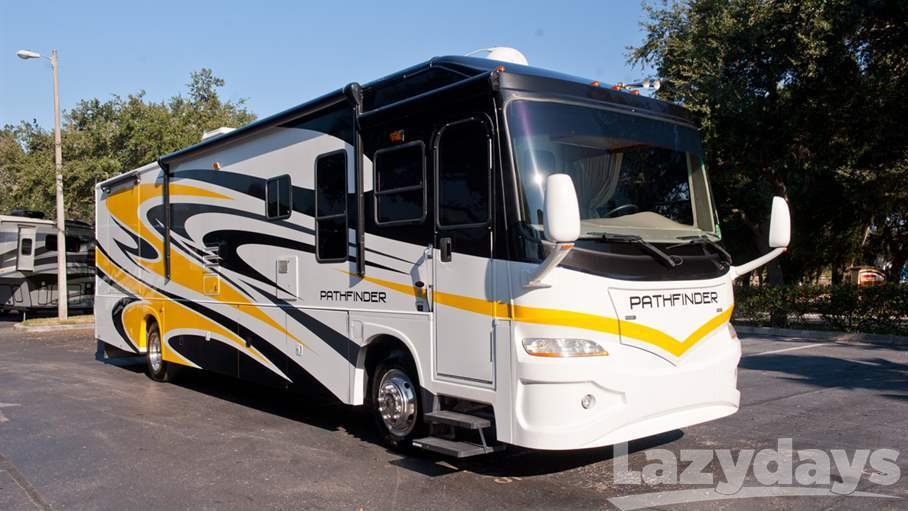2007 Coachmen Pathfinder 377