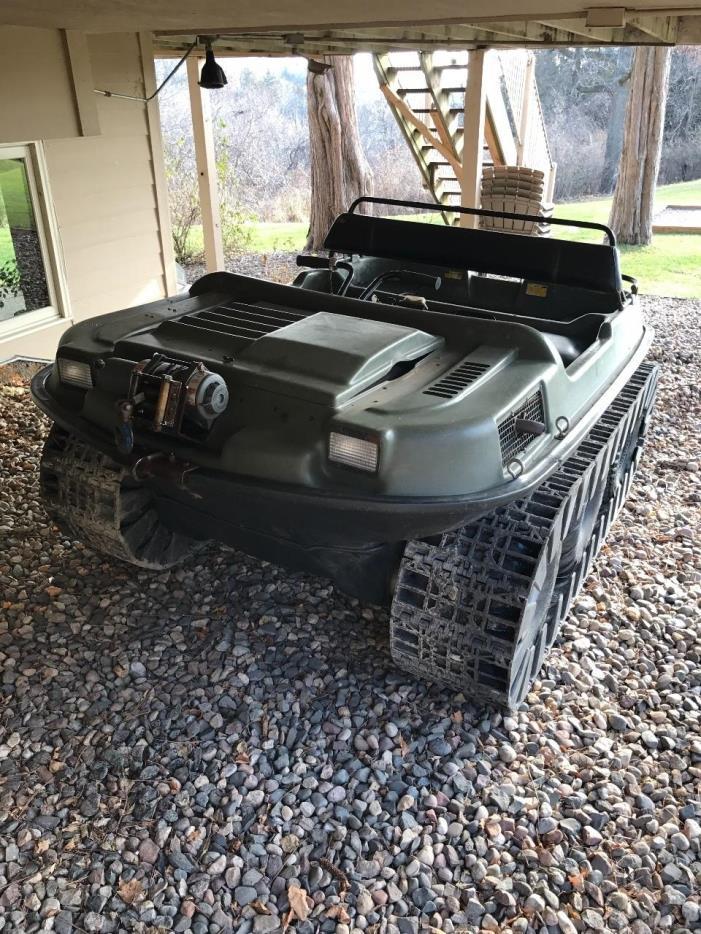2000 Argo 6X6