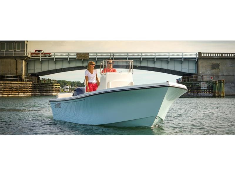 2017 PARKER BOATS 2100 Special Edition