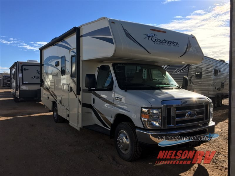 2017 Coachmen Rv Freelander 21RS Ford 450