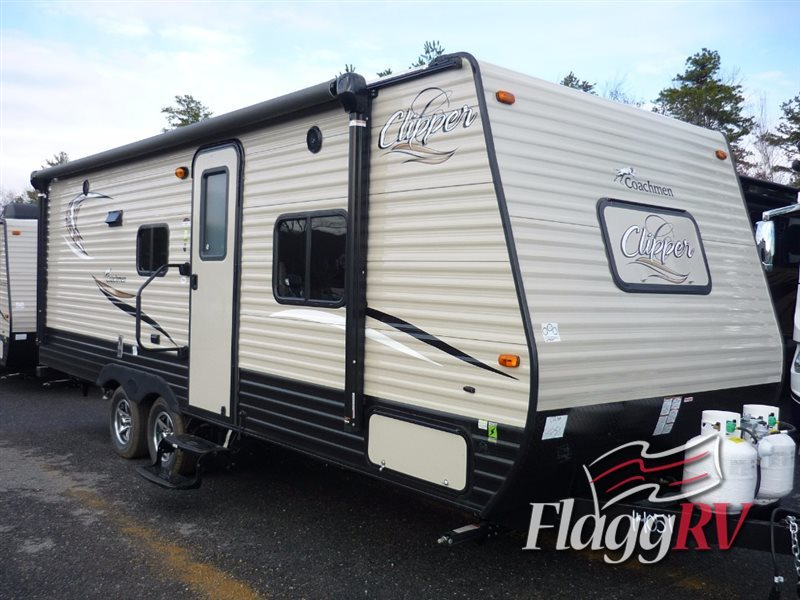 2017 Coachmen Rv Clipper Ultra-Lite 21BH