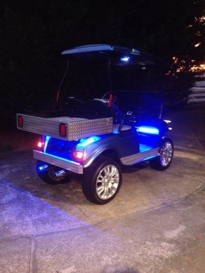 2000 Club Car GAS