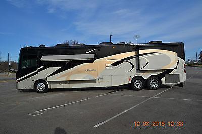 2008 Tiffin Allegro Bus 42QRP 425HP Cummins Diesel Pusher 8 New Michelin Tires