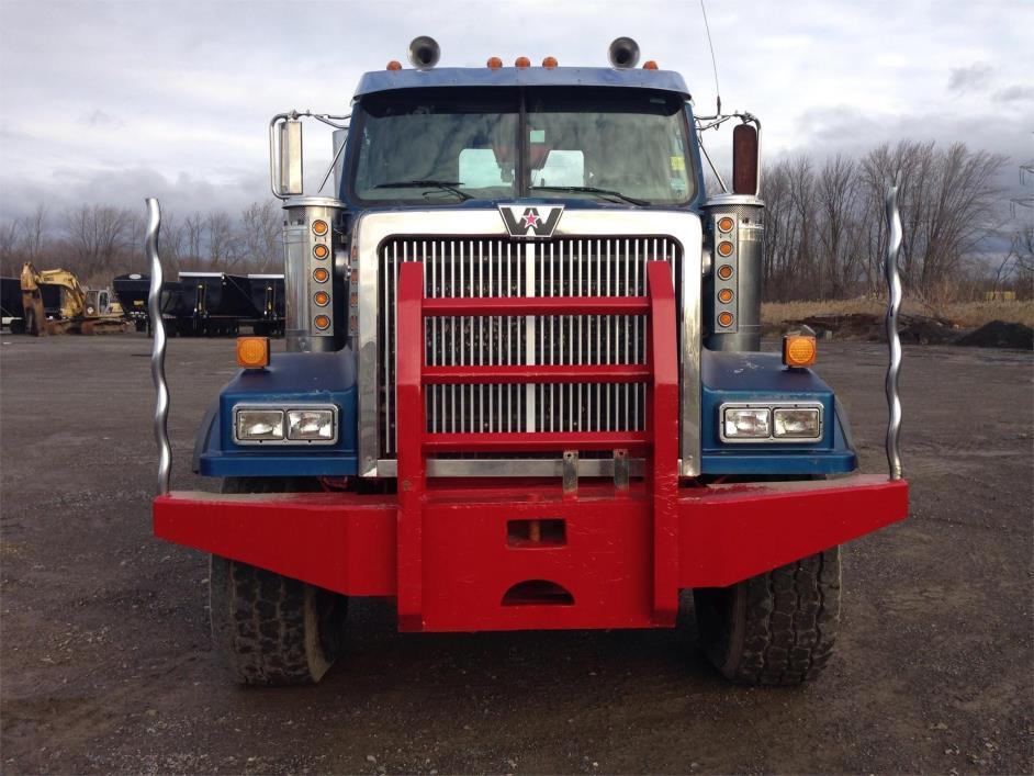 2006 Western Star 4900sf Winch Truck