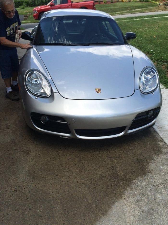 2007 Porsche Cayman 2007 Porsche Cayman