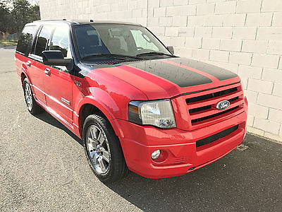 2008 Ford Expedition Limited Sport Utility 4-Door 2008 Ford Expedition Limited Sport Utility 4-Door 5.4L