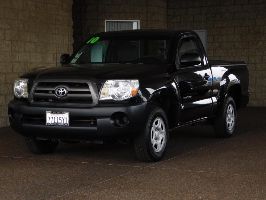 2010 Toyota Tacoma Base  Pickup Truck