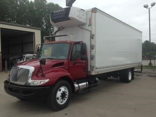 2012 International 4300 Sba  Refrigerated Truck