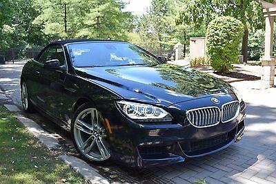 2012 BMW 6-Series 650I M PACKAGE SPORT 2 DOOR CONVERTIBLE 2012 BMW 650i M PACKAGE Convertible/640I 750I AUDI MERCEDES BENZ JAGUAR CADILLAC