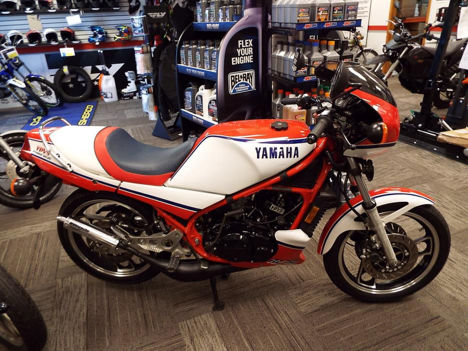 1984 yamaha rz350 motorcycles for sale for Yamaha 1500 motorcycle