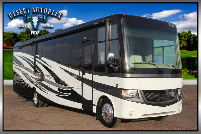 2017 Newmar Gas Canyon Star 3710