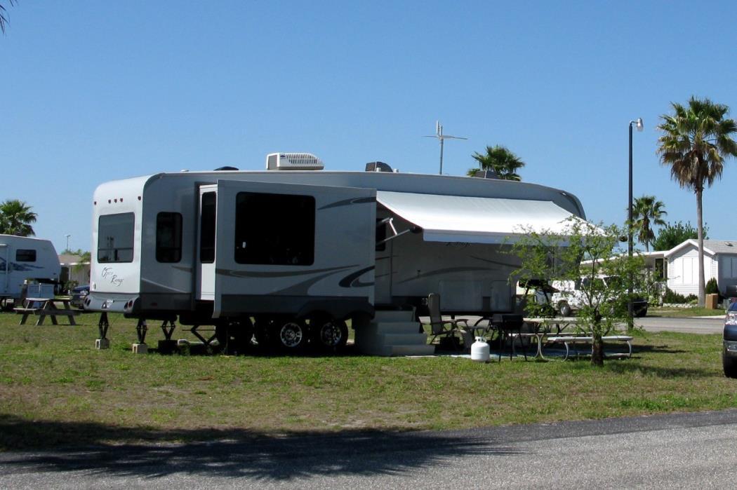 2009 Open Range OPEN RANGE 337RLS