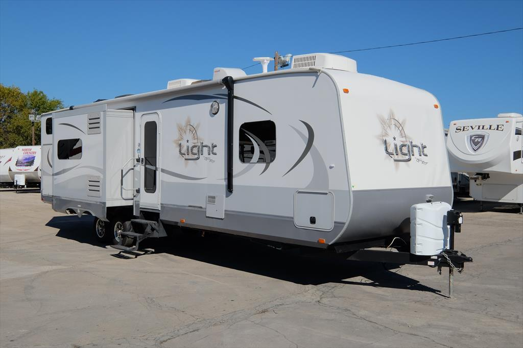 2013 Open Range Light 308BHS 36'