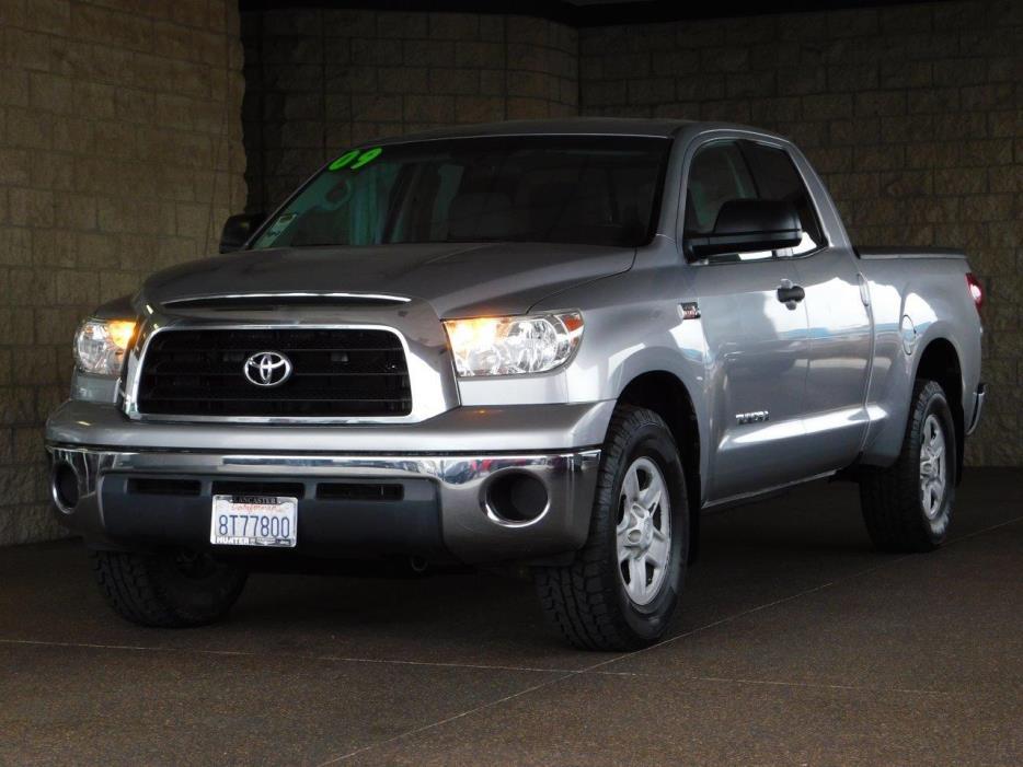 2009 Toyota Tundra Grade 5.7l V8  Pickup Truck