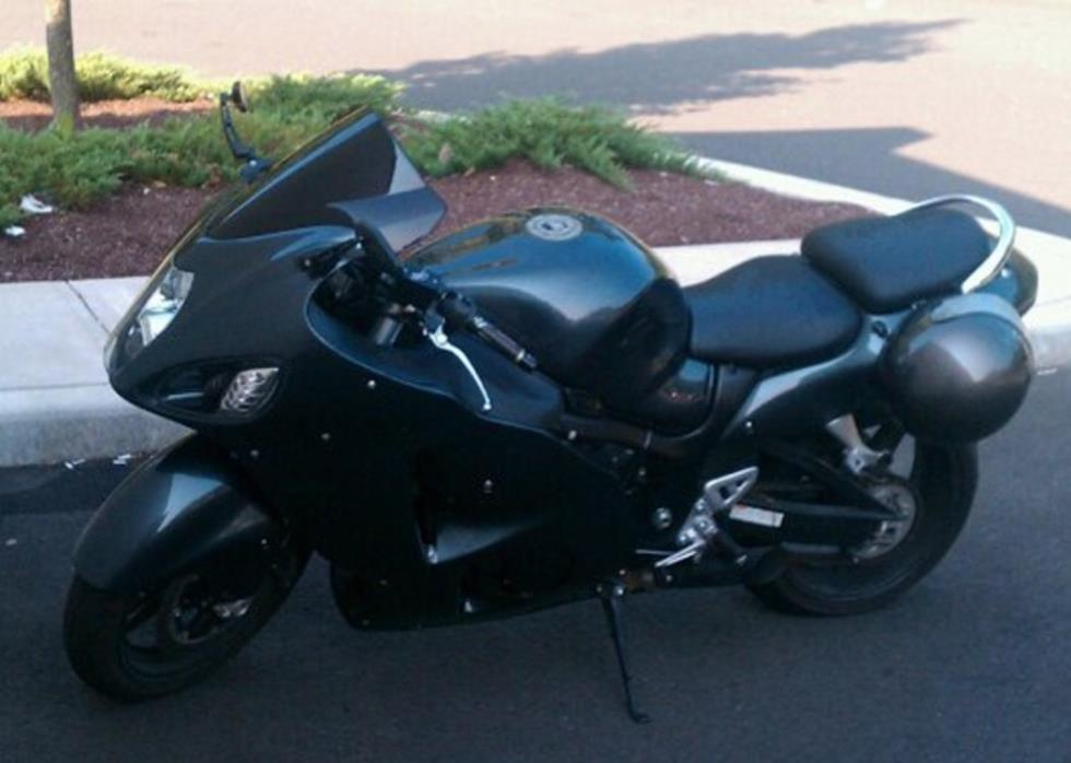 2002 Hayabusa Motorcycles For Sale
