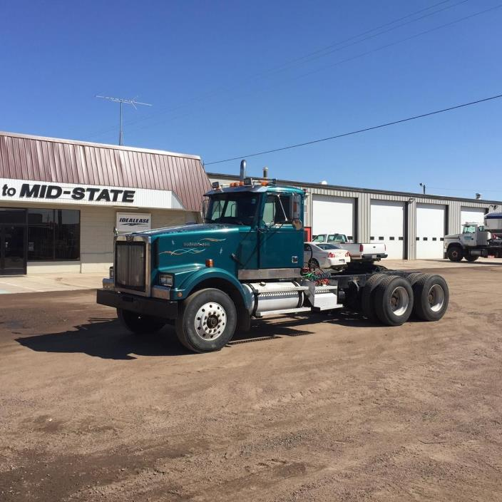 1996 Western Star 4964f Conventional - Day Cab