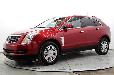2016 Cadillac SRX AWD 3.6L Nav Htd Seats Driver Awareness Pwr Sunroof Bose Must See and Drive Save