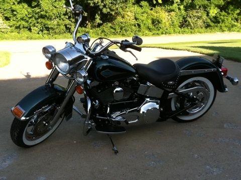 2000 Harley-Davidson Softail 2000 Harley Davidson SOFTAIL CLASSIC Cruiser - 20,492 Original Miles
