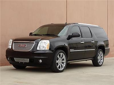 2011 GMC Yukon Denali 2011 GMC Yukon XL Denali AWD 6.2L Navigation Sunroof DVD Bose Audio 3rd row