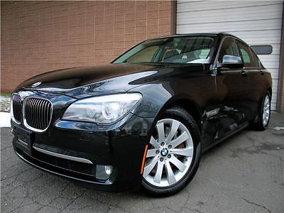 2011 BMW 7-Series 750i xDrive 2011 BMW 750i Xdrive - Clean Carfax - Loaded With Options - All Wheel Drive