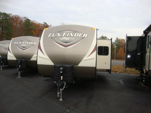 2017 Cruiser Rv Fun Finder Xtreme Lite 27 DB