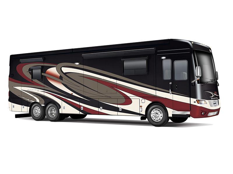 2017 Newmar Diesel Dutch Star 4054