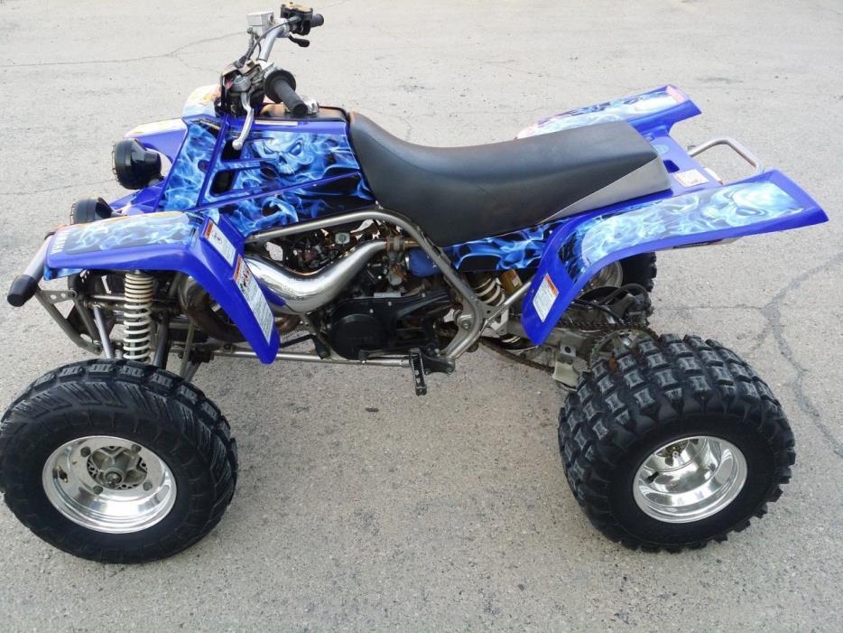 2005 Yamaha BANSHEE 350