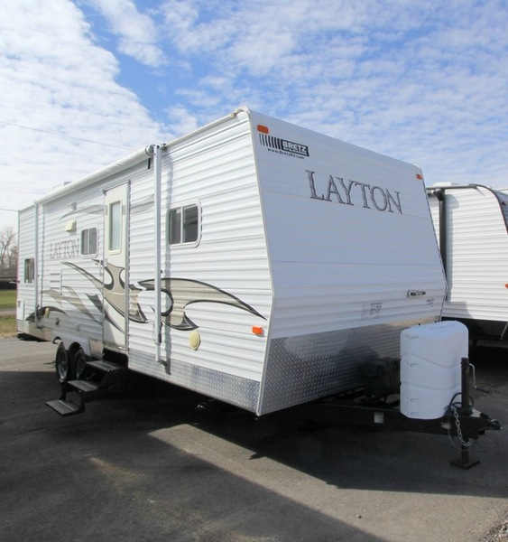 2007 Skyline Layton LTD 268