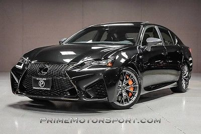 2016 Lexus GS  2016 LEXUS GS F MARK LEVINSON 467HP LOADED ONLY 1K MILES