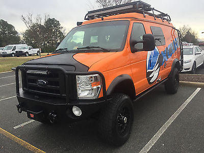 2010 Sportsmobile 4X4 Van