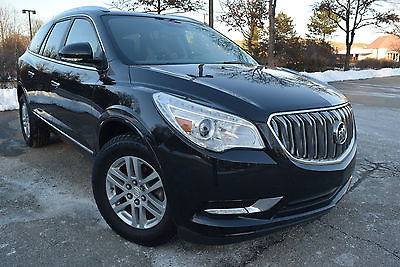 2015 Buick Enclave CONVENIENCE-EDITION(3 ROW)  Sport Utility 4-Door 2015 Buick Enclave Convenience Sport Utility 4-Door 3.6L/3 Row/Camera/Sensors/18