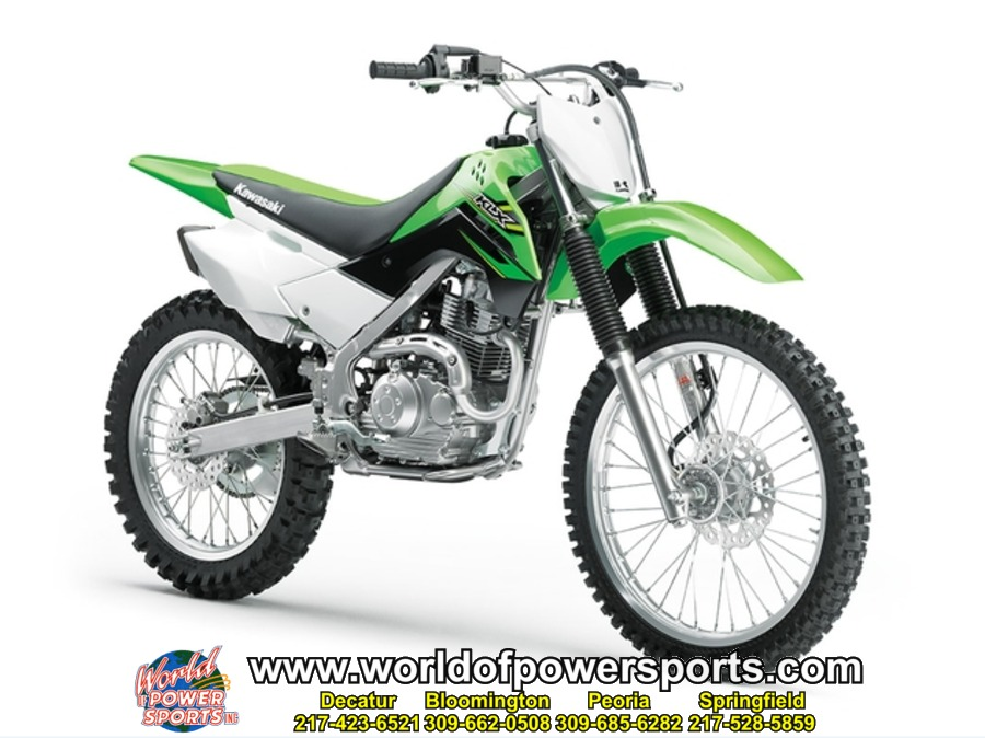 2017 Kawasaki KLX140CHF KLX 140G